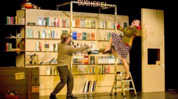 Herr Fuchs mag Bücher © Meyer Originals